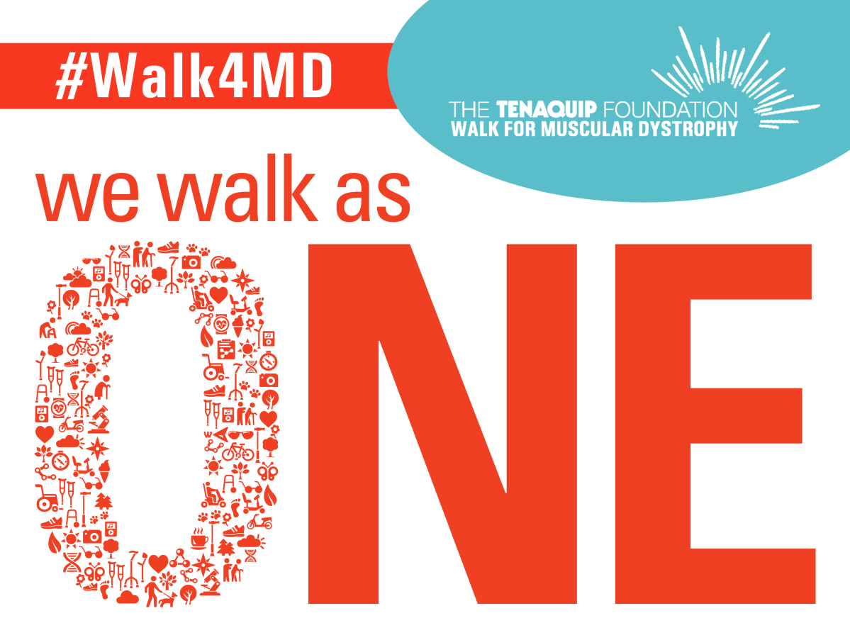 Virtual Walk for Muscle Dystrophy, supported by Global Calgary & 770 CHQR - image