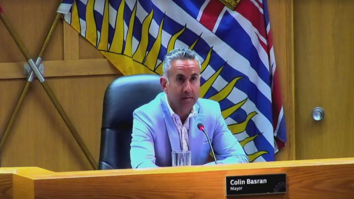 Kelowna Mayor Colin Basran is urging the public to adhere to local travel restrictions.