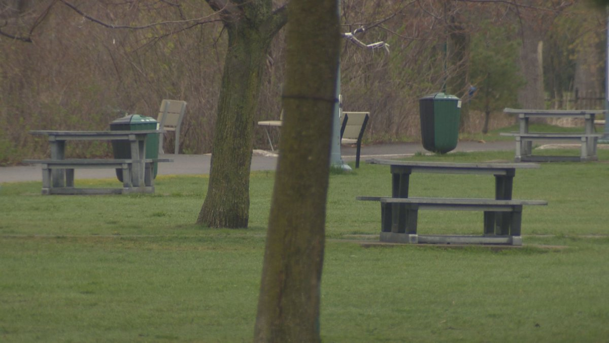 While there will be no rental fees, Dorval residents hoping to use a picnic table at Pine Beach and Walters parks on weekends will nonetheless have to make a reservation. Tuesday, May 11, 2021.