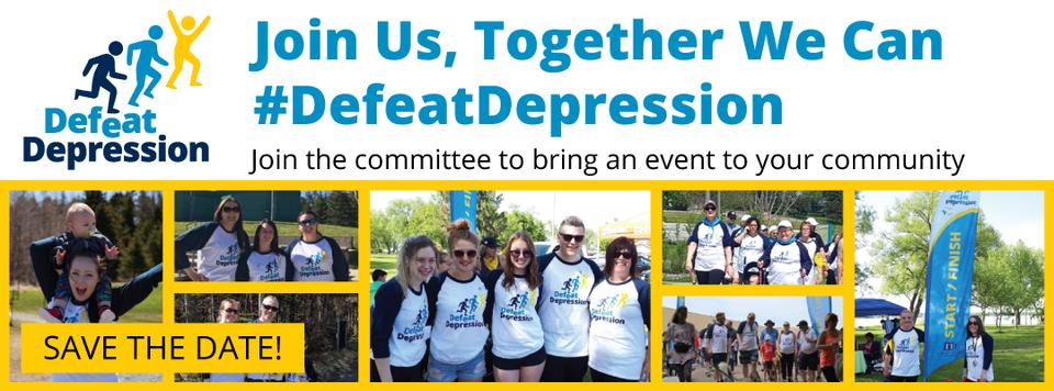 Peterborough Defeat Depression Campaign - image