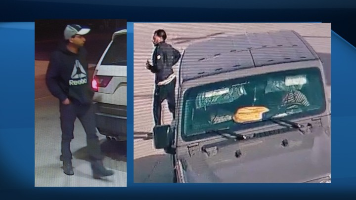 At about 5:30 p.m. on April 22, police were called to a Bradford, Ont., gas station on County Road 88 at Highway 400 for a report of a stolen vehicle.