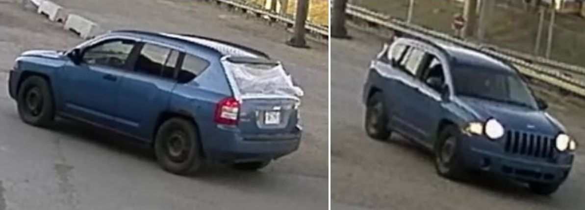 Police are asking for the public's help in locating a vehicle believed to have been involved in a hit-and-run collision last week in Saskatoon.