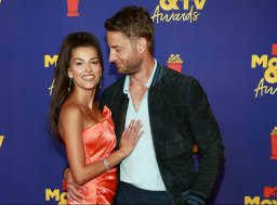 Continue reading: Justin Hartley, 'This Is Us' star, marries ex-'Y&R' castmate Sofia Pernas