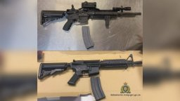 Continue reading: Kelowna RCMP warns public about 'imitation guns'