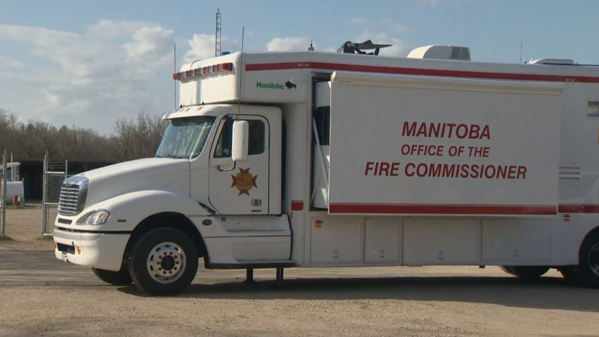 Fire officials are trying to get wildfires under control across the province.