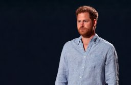 Continue reading: Prince Harry compares life in the Royal Family to 'living in a zoo'