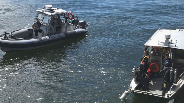 Kelowna RCMP has officially ended the search for the missing diver in Okanagan Lake.