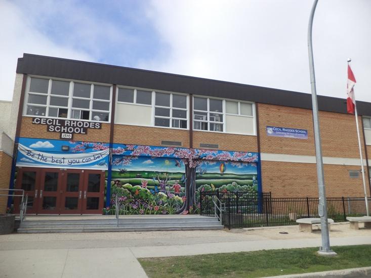 Cecil Rhodes School.