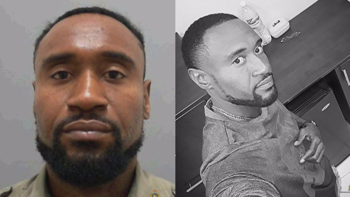 Police say the murder charge against Lorence Williams, above, was approved following an investigation into the death of Thomas Chadwick.