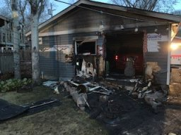 Continue reading: Saskatoon garage fire caused by improper extinguishment of open air fire pit: fire department