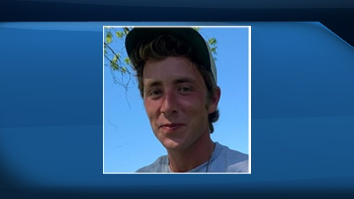 Ottawa police have released this photo of 24-year-old Jesse Tessier, who went missing Saturday evening after accidentally falling into the rapids at Hogs Back Falls.