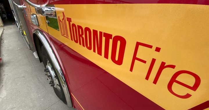 Man seriously injured after fire at Scarborough motel – Toronto