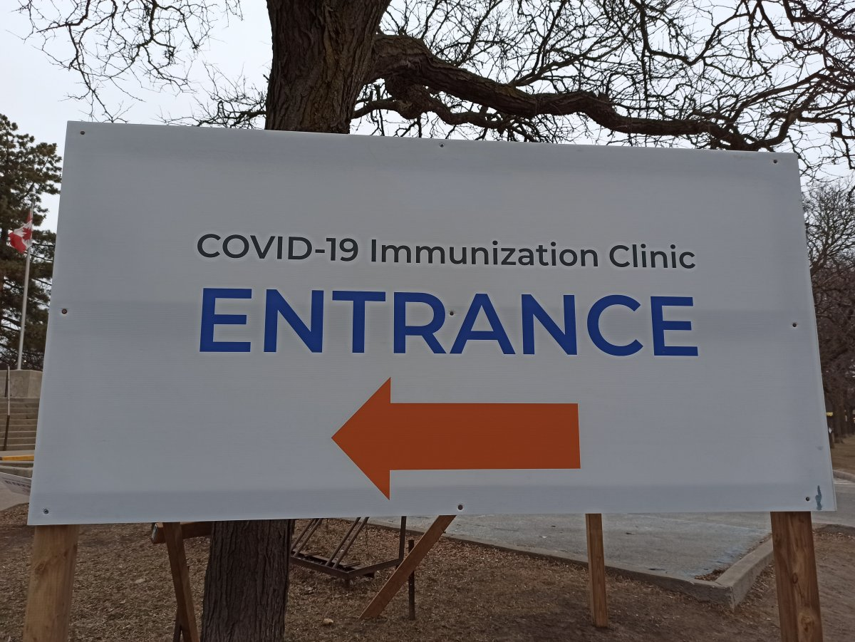 The city of Hamilton's COVID-19 vaccine call centre was overwhelmed with eligible candidates looking to book a shot on May 3, 2021. Many experienced busy signals and dropped calls.