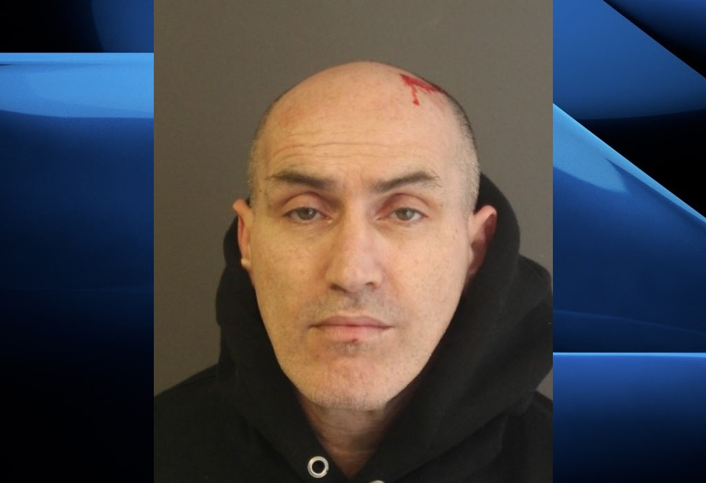 Police say Robert William Prince, 48, of London, is wanted on gun- and drug-related charges.