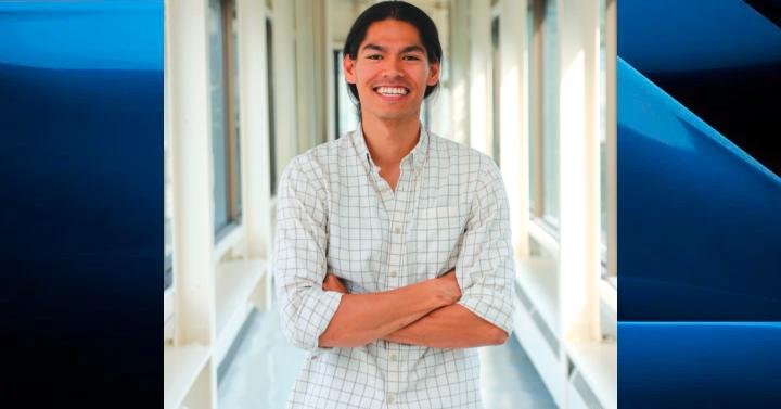 Recent Western University graduate and A Tribe Called Med member Erik Mandawe.