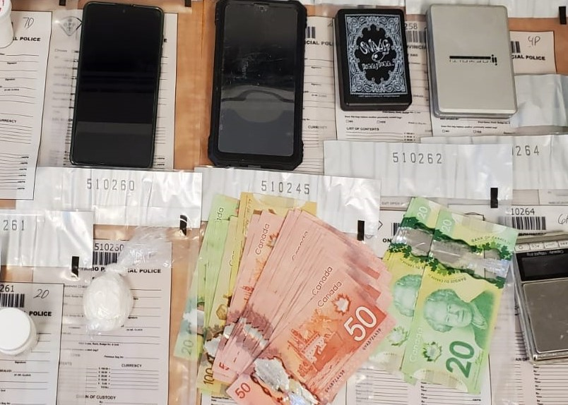 Drug were seized following an investigation by City of Kawartha Lakes OPP.