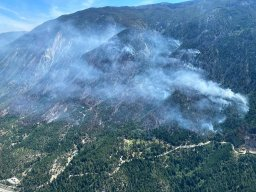 Continue reading: Out-of-control wildfire near Lytton, B.C. grows to 350 hectares