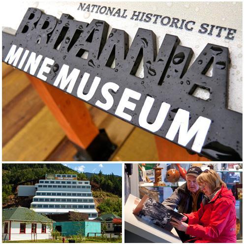 Global BC sponsors Britannia Mine Museum - image