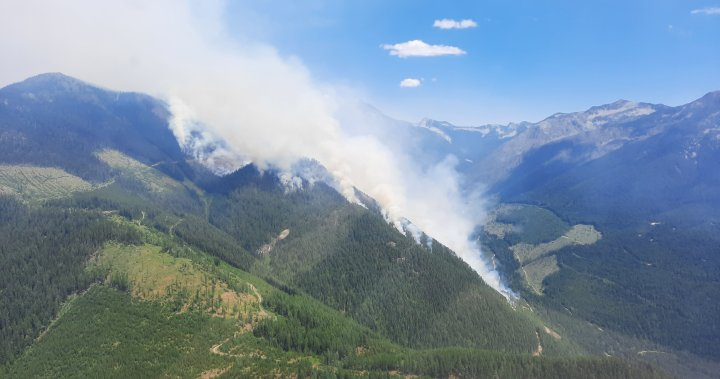 Canada's extreme weather a wake up call as wildfires rage on: environment minister