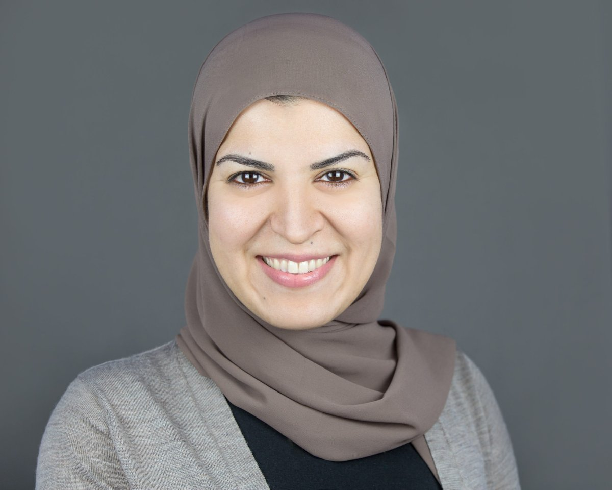Reem Ali has been hired as the City of Peterborough's first Diversity, Equity and Inclusion officer.