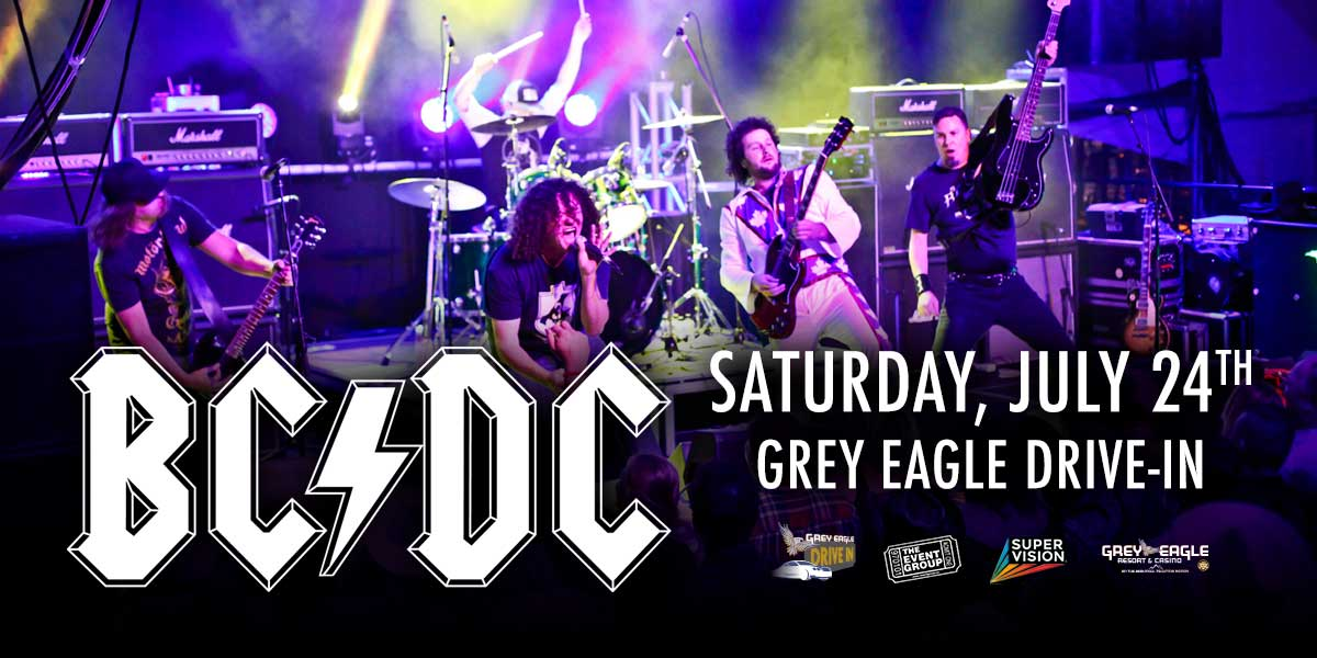 Grey Eagle Drive In: BC/DC – High Voltage Rock 'N Roll - image