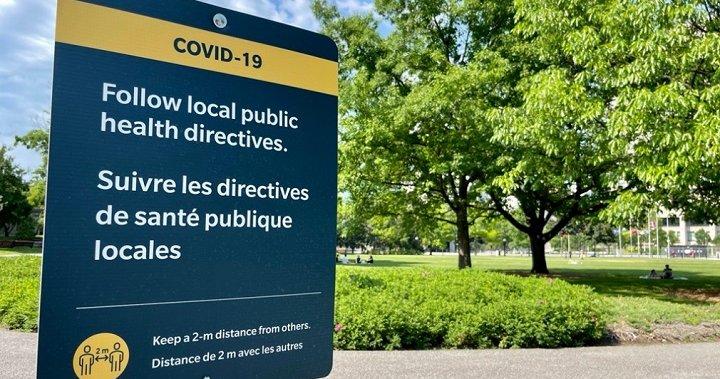 Ontario experiences 172 new COVID-19 circumstances, 2 deaths  | Globalnews.ca