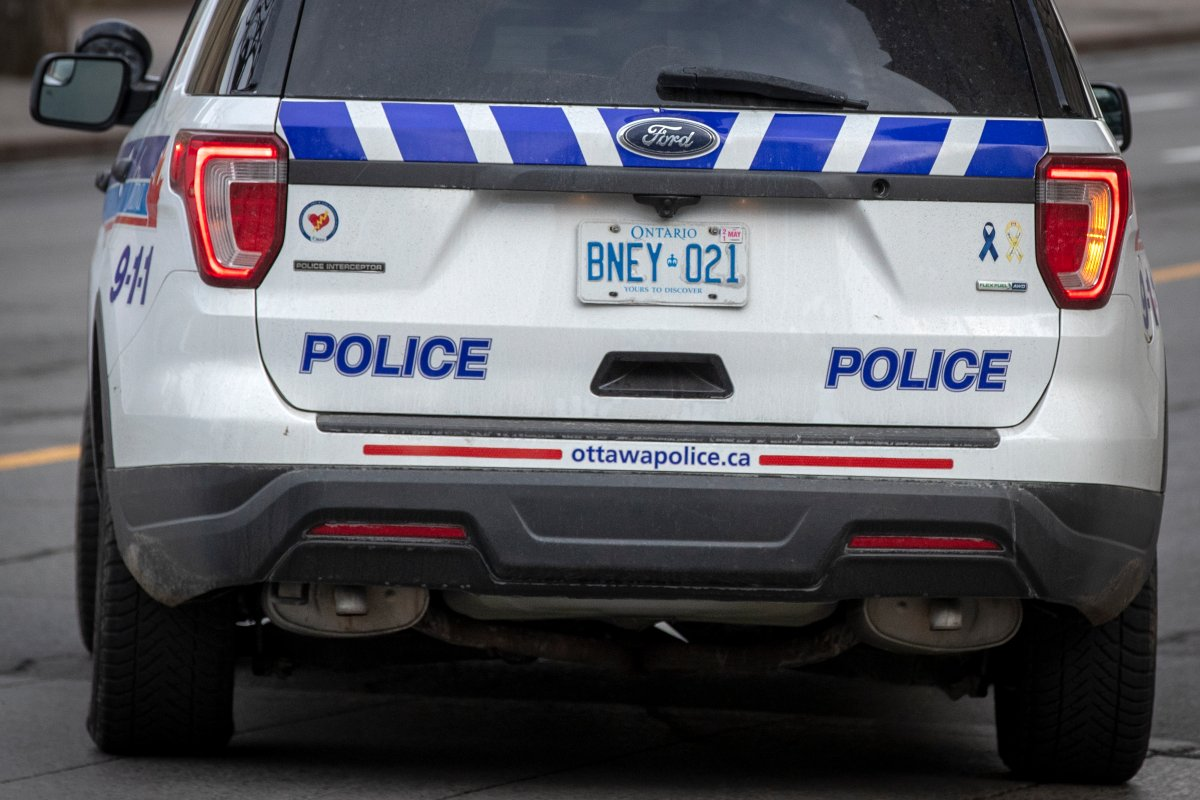 Ottawa police are asking for witnesses or dashcam footage after a 29-year-old man was found with gunshot wounds in a car early Friday morning.