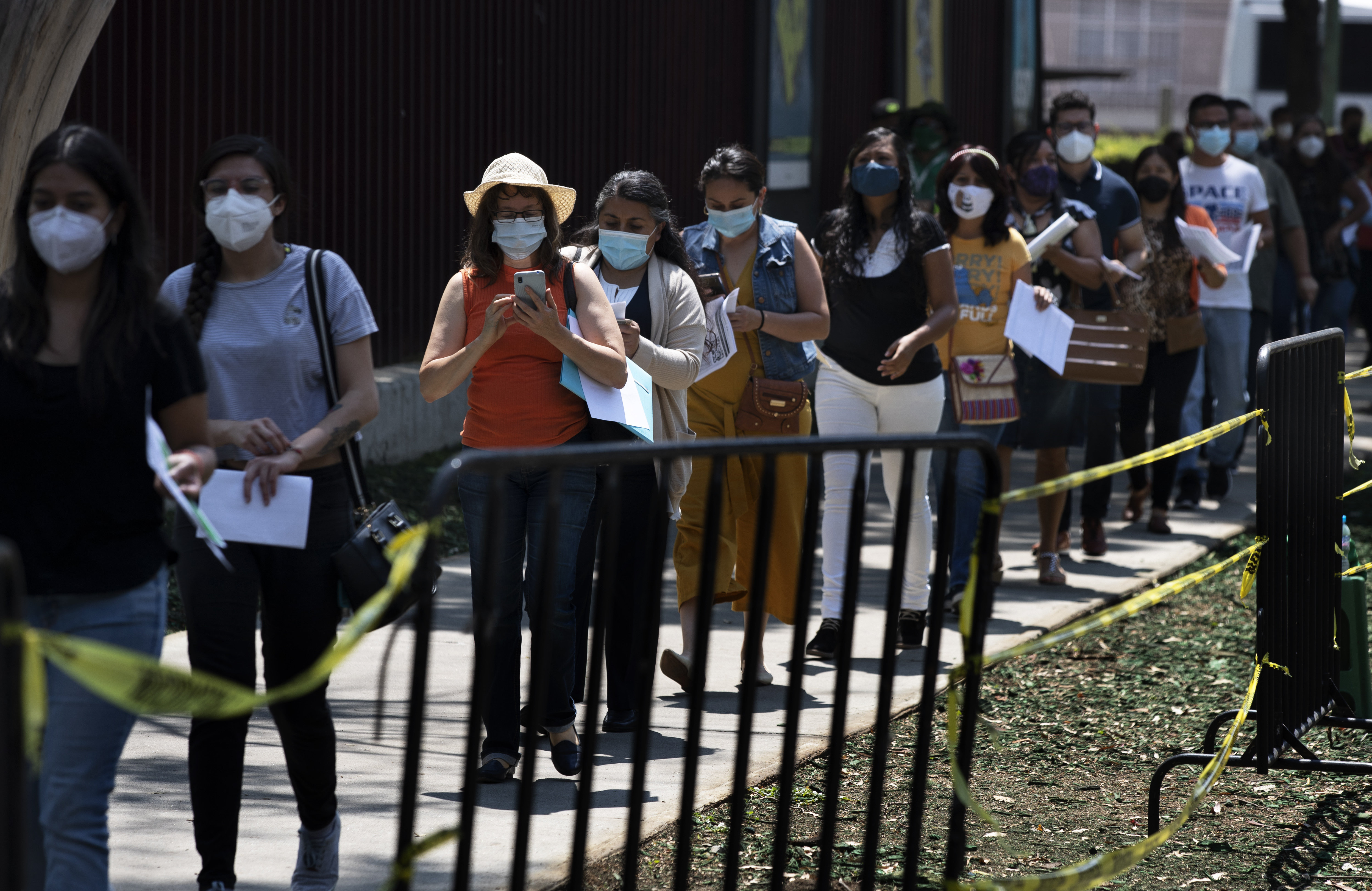 Mexico says a quarter of its population has been infected with COVID-19