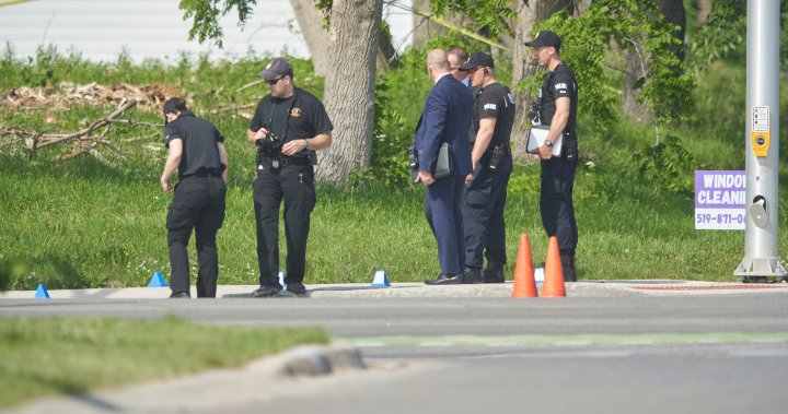 Suspect accused in London, Ont. vehicle attack set to appear in court