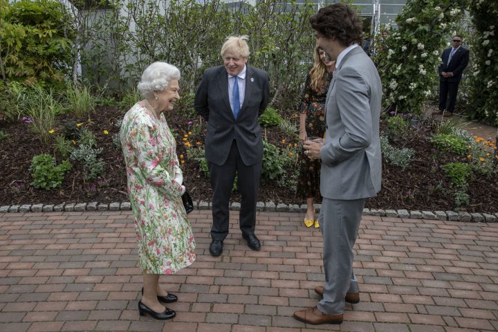 Queen Elizabeth to G7: Are you supposed to be enjoying yourselves?
