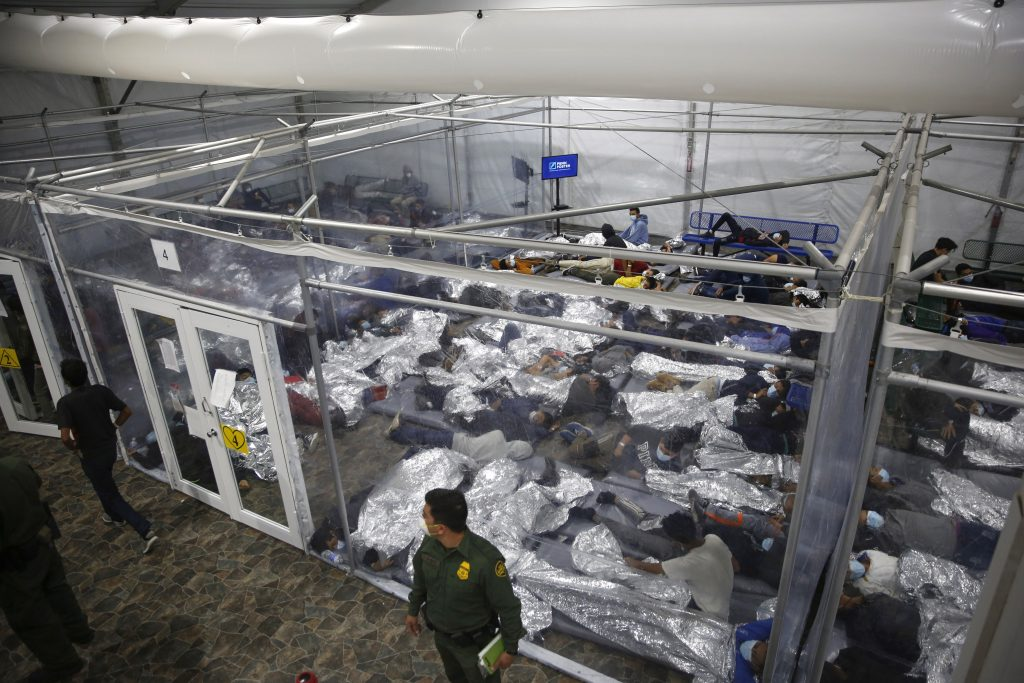 Migrant children testify to 'horrible' conditions inside U.S. shelters in court case