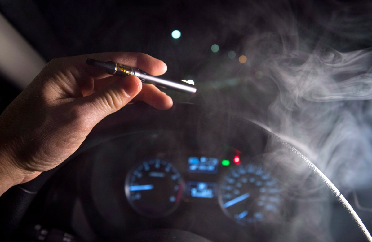 A University of Ottawa study released this week shows that one in 10 Ontario youth surveyed said they drove within an hour of consuming cannabis.