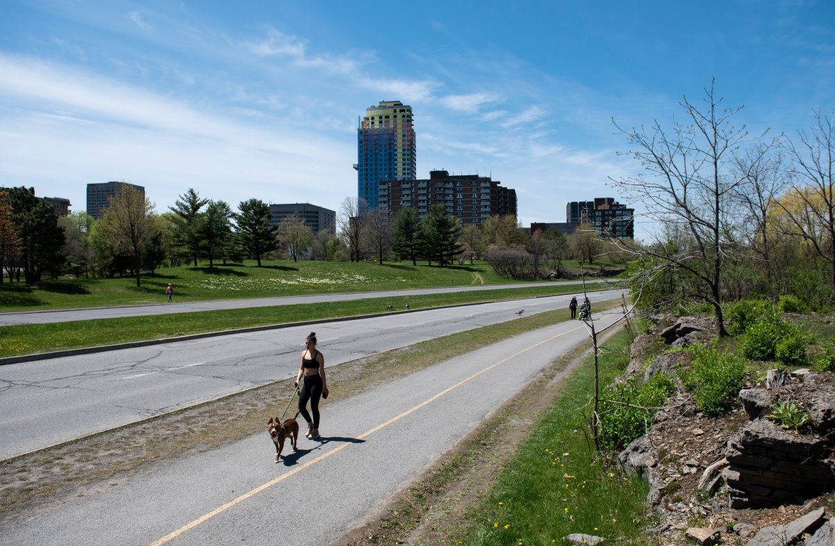 Three Ottawa councillors are asking the federal government to rename the Sir John A. Macdonald Parkway.