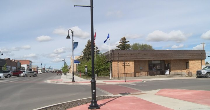 Coaldale traffic calming pilot project aims for safer streets