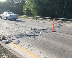 Continue reading: Extreme weather causes Winnipeg roads to heave, historic temperatures