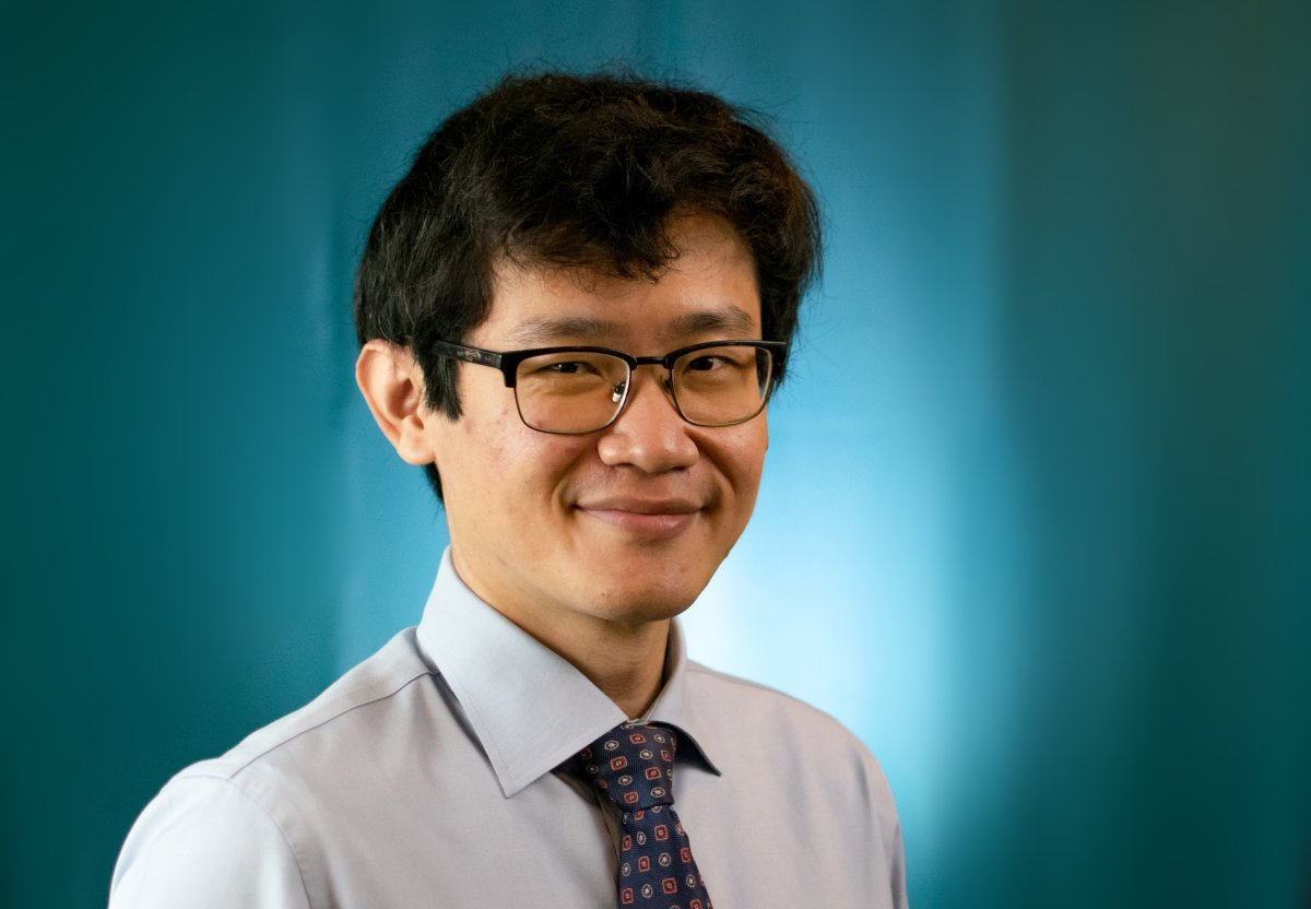 Meet Dr. Hugh Guan, associate medical officer for health for KFL&A Public Health. Guan has stepped in to help guide KFL&A after Dr. Kieran Moore's promotion to Ontario's top doctor.