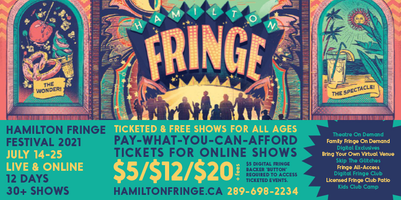 Hamilton Fringe Festival 2021 - image