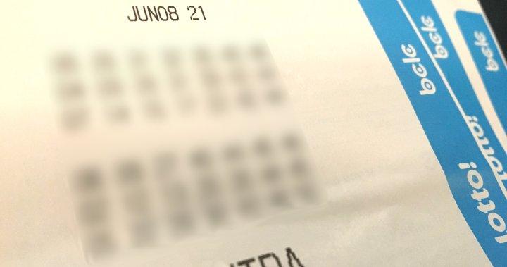No winning ticket for Tuesday's Lotto Max jackpot, next draw worth  million