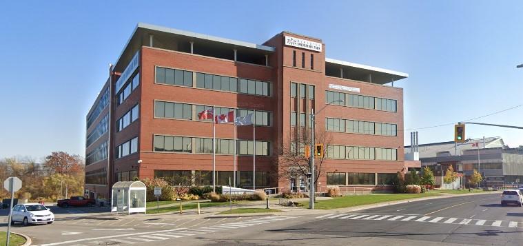 McMaster Innovation Park.