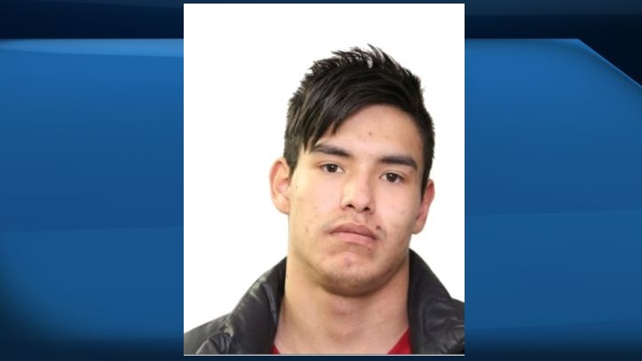 Police said 21-year-old Montana Houle is a suspect in the killings of two men in central Edmonton: Deng Malith Deng, 32, and Trevor Waskahat, 24.