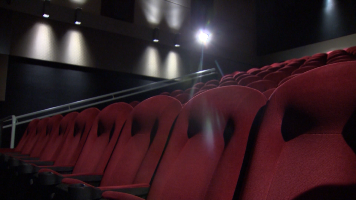 Movie theatres in Manitoba can begin welcoming patrons back this weekend.