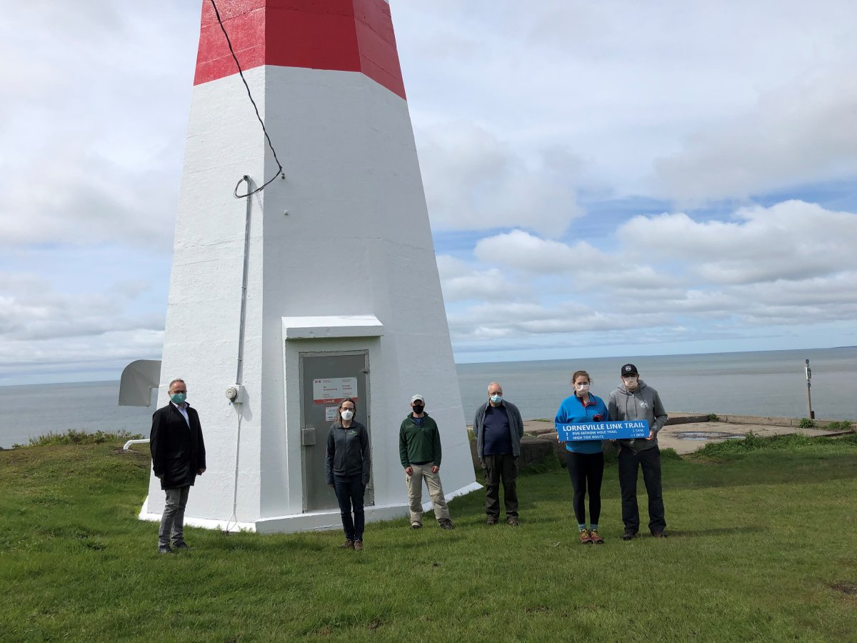 Nature Conservancy of Canada announced the addition of more than 100 hectares to its protected land near Musquash Estuary, while assisting a community group in repairing a lighthouse on a trail system west of Saint John, N.B.