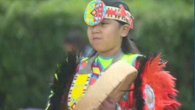 Prairie Sky School hosts festival celebrating Indigenous culture. - Dave Parsons / Global News Regina.