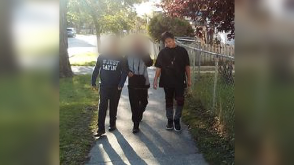 Sanchez Everette Boulenger, 12, died Friday after being stabbed during an altercation, Winnipeg Police say.