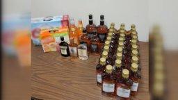 Continue reading: RCMP seize 'large quantity' of alcohol near Southend, Sask.