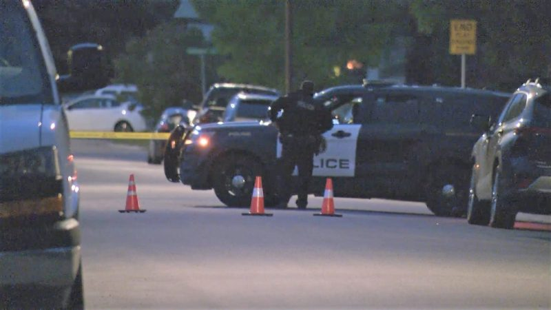 A man was found suffering from stab wounds on Templemont Road Northeast at around 1 a.m. on Thursday, June 10, 2021.