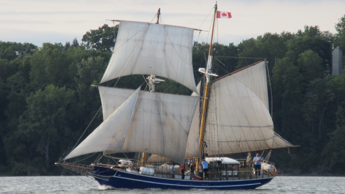 Hamilton to officially welcome sailing vessel TS Playfair - image