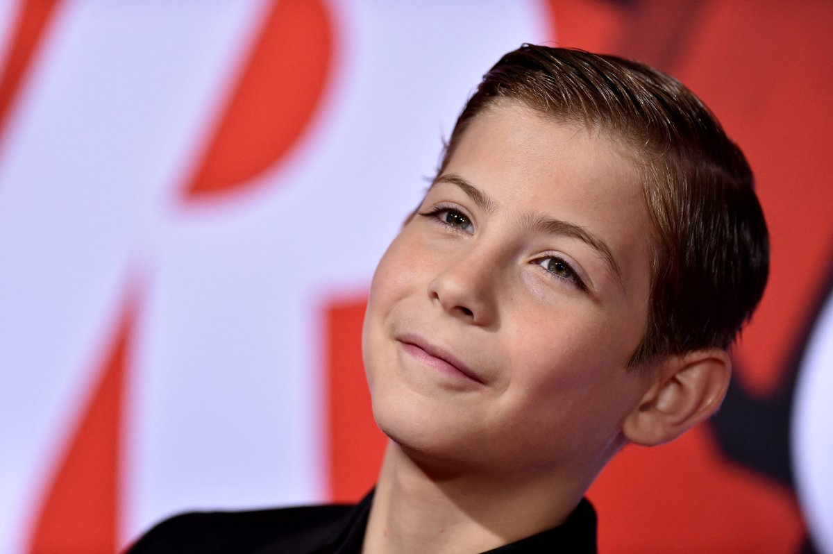 Jacob Tremblay, seen here in Los Angeles in 2019, hopes more adventures are on the horizon, now that he's had his first dose of a COVID-19 vaccine.