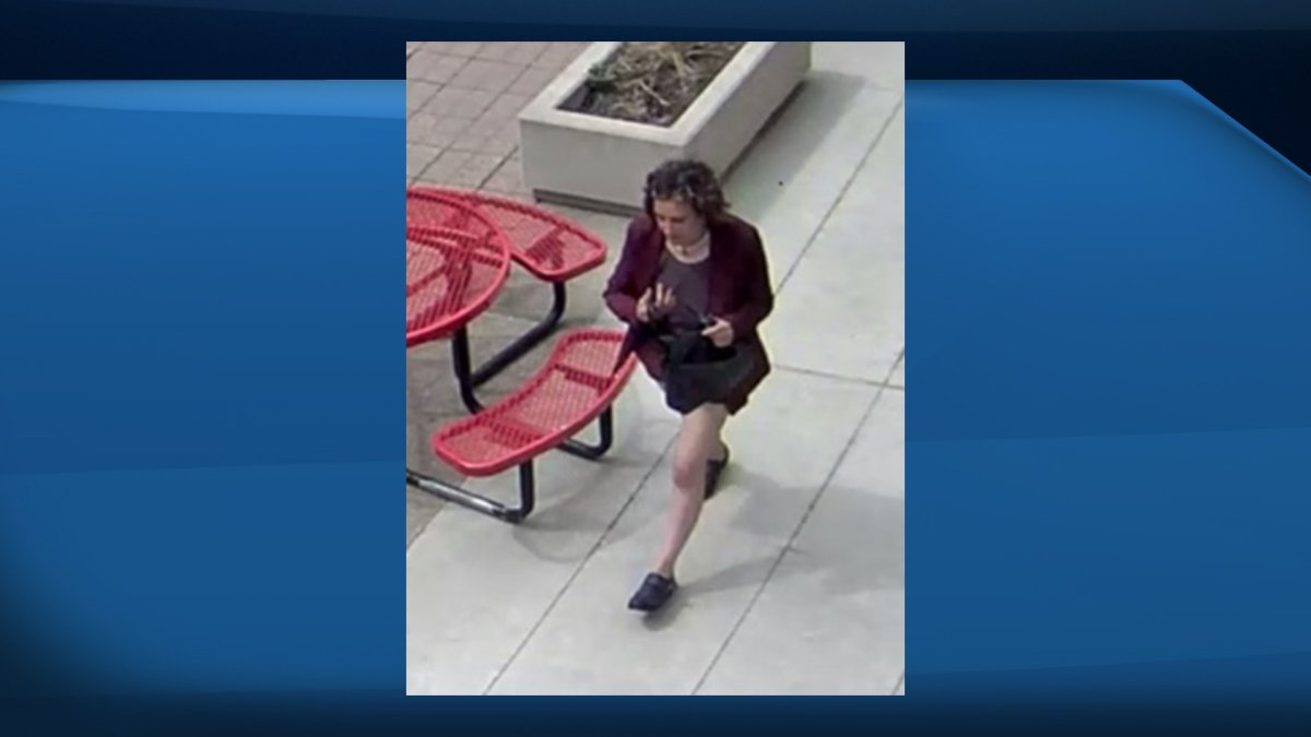 Ottawa police have released this photo of a suspect they're looking to identify in connection with a hate-motivated incident on Sparks Street in May.