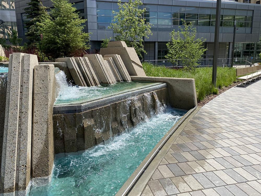 Century Gardens officially opened in Calgary on Wednesday, June 30, 2021.